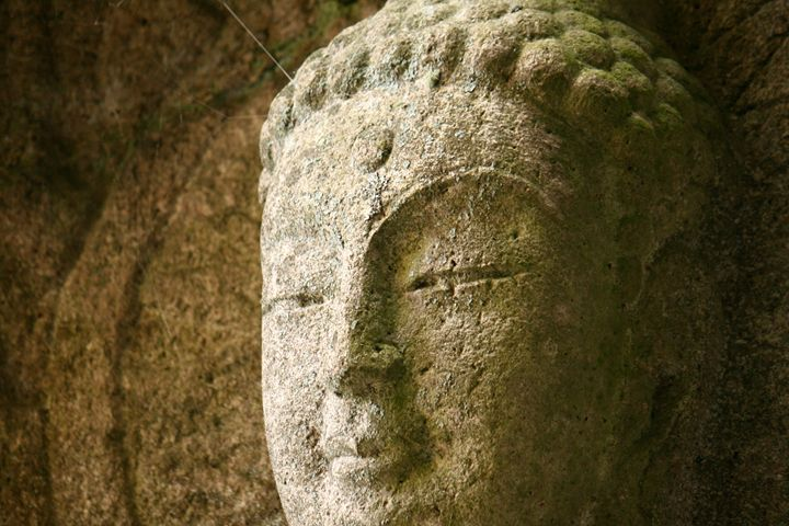 Ancient Buddha - Dano Vukicevich Photography