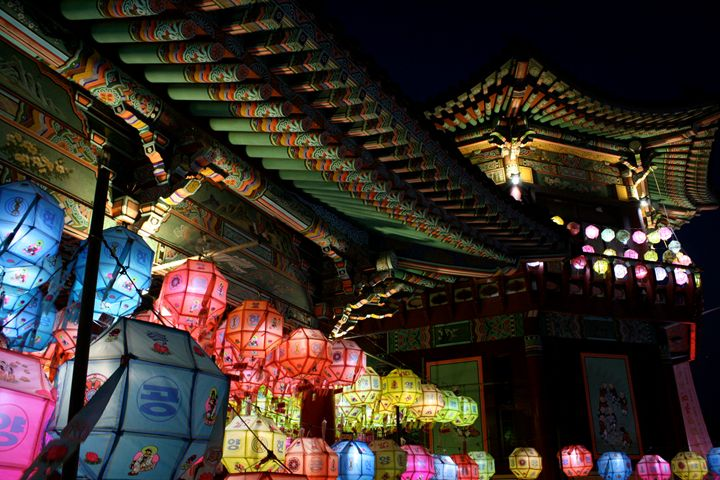 Buddha's Birthday, South Korea - Dano Vukicevich Photography