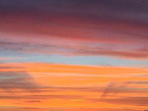 Watercolour Skyscape