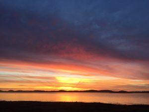 Lake Hume Sunset