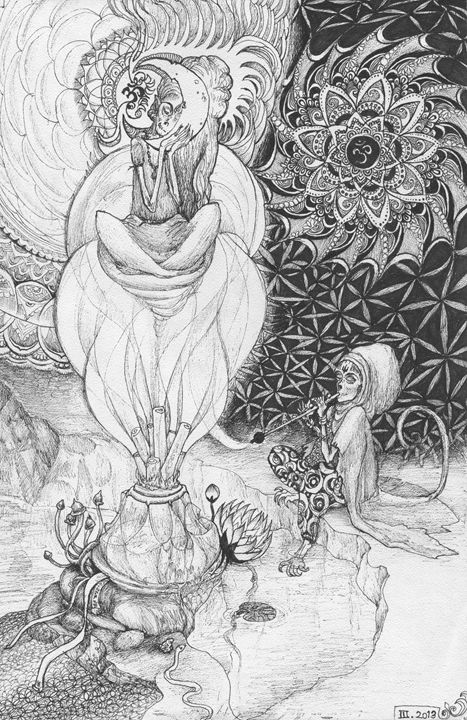Lotus Time - Sable Junkie
