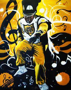 My ASU Drum Major