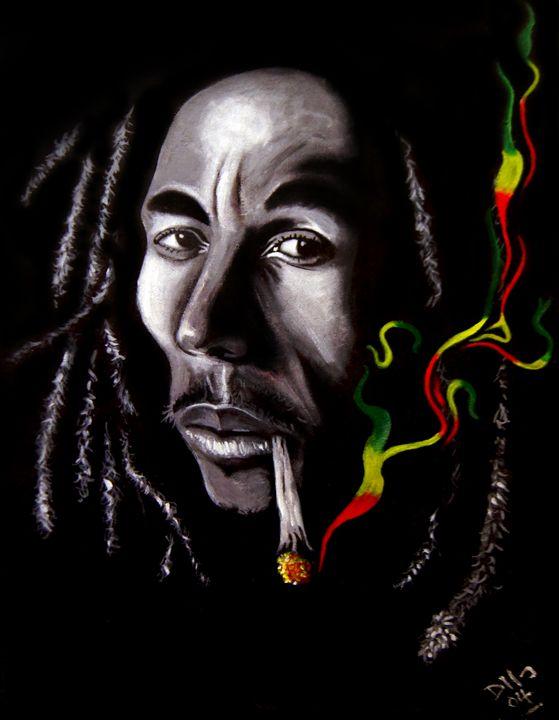 Bob Marley - David Hunley