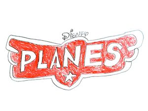 Planes logo by Had Rees