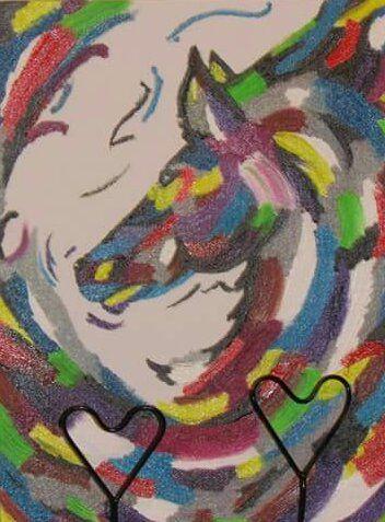 Wind song - Ebony Rose Originals