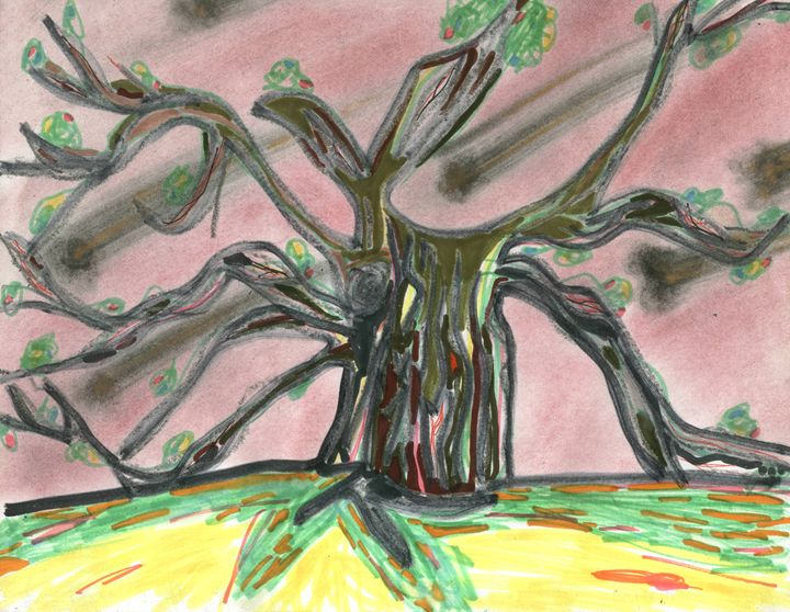 Tree...hmmm - David Jacobi