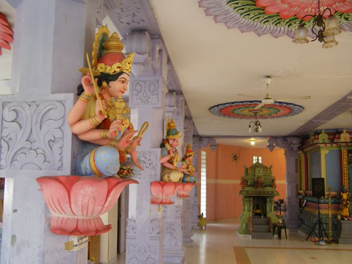 Penang Temple - Trevor Donoghue, Don't know you art