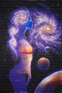 Inner and outer universe