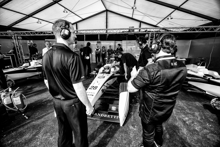 Andretti Race Team - Kcable