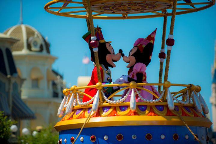 Mickey and Minnie - Kcable