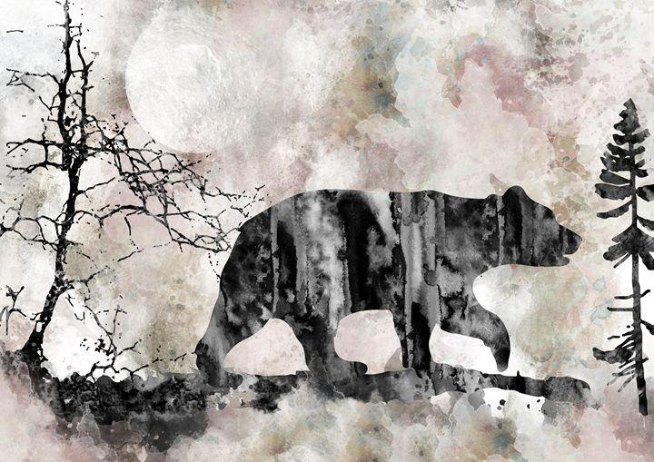 Bear - Rosalia.art