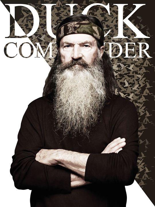 Phil Robertson - Duck Commander - AaronJTurner