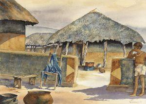Gabane lands, Botswana