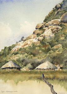 Moshupa lands, Botswana