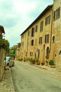 Streets of Assisi, Italy III