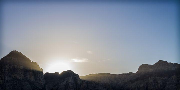 Sunset over the Range - JAAPV