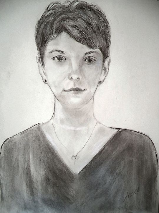Tabitha - Arlen's Art