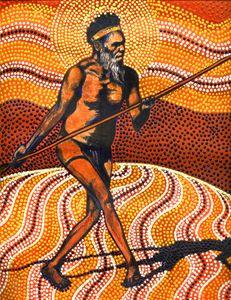OLD MAN OF CHALDEA & UR, BABYLON