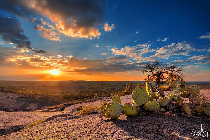 Enchanted Sunset - Cameron The Photographer