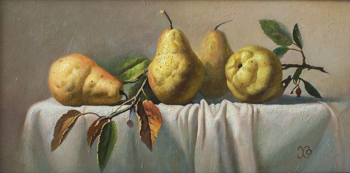 Pears - Oleg Khoroshilov