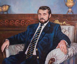 A man portrait