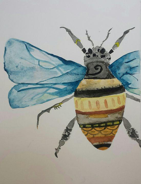 Bee Happy - Goofproofjeans