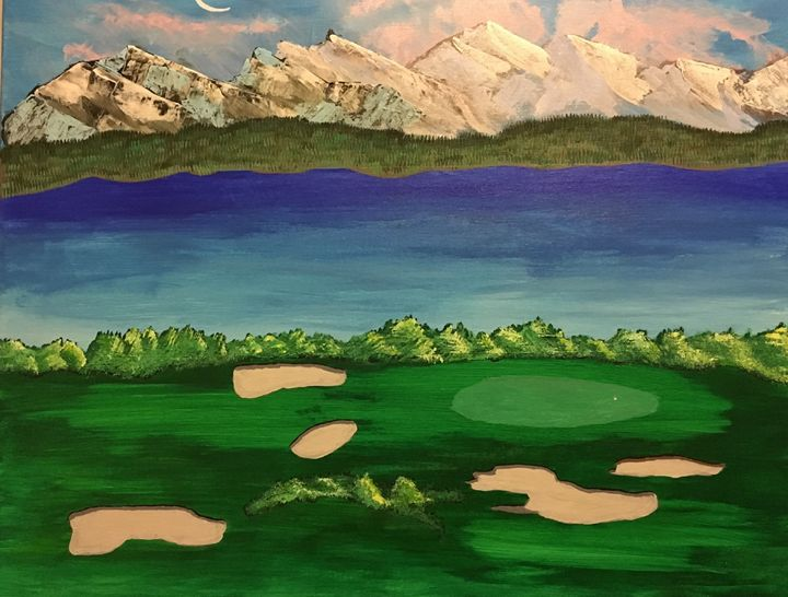 golf course - laurb