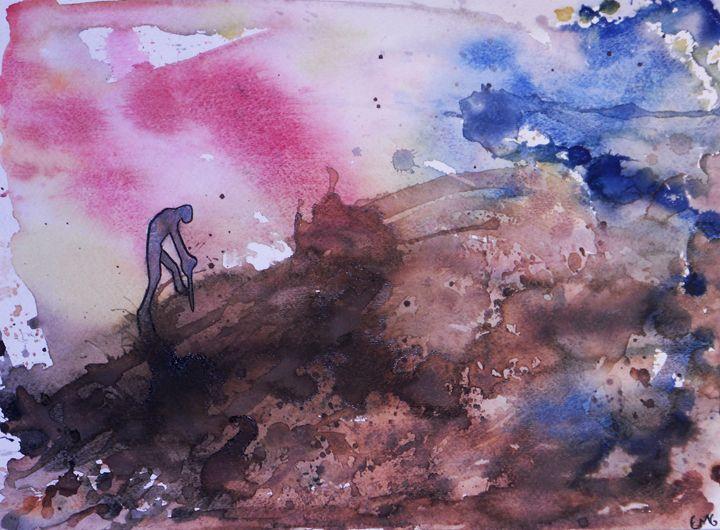 Fool on the Hill - Eric M. Gerke