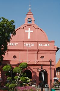 Christ Church in Kuala Lampur