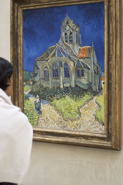 Arles by Vincent Van Gogh - Carl Purcell - Global Photography
