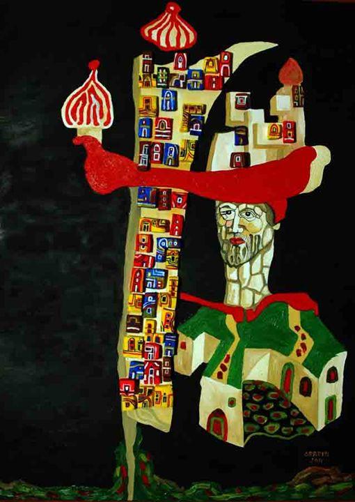 Arabesque - Ernesto Graditi artworks
