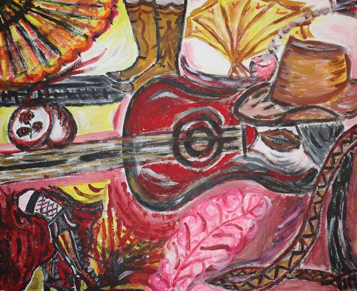 Flamenco - Artina Creations
