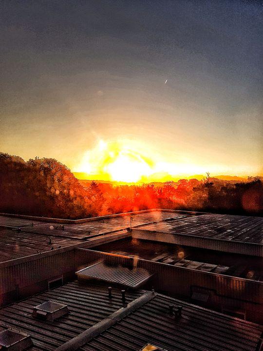 A Beautiful Sunrise - Peter Squire