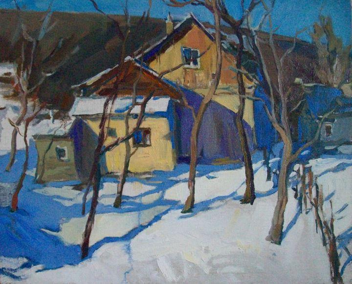 Winter - JAROSLAV_LEONETS_ART