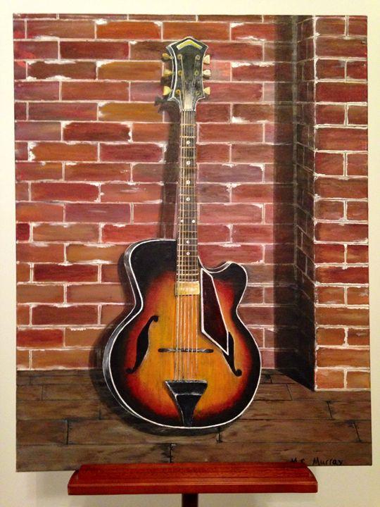 Jazz Guitar: Take Five - Blujazz Art
