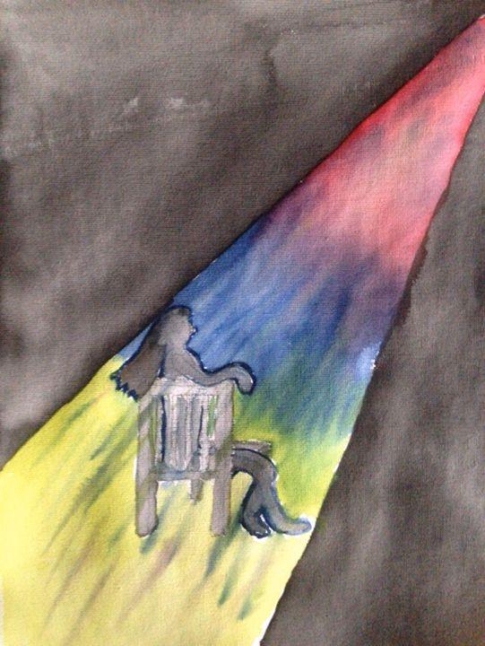 Mixed emotion in different light - Lee 'Bert' Hammond