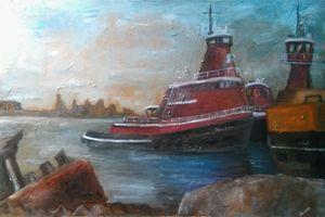 Docks & Barges #2