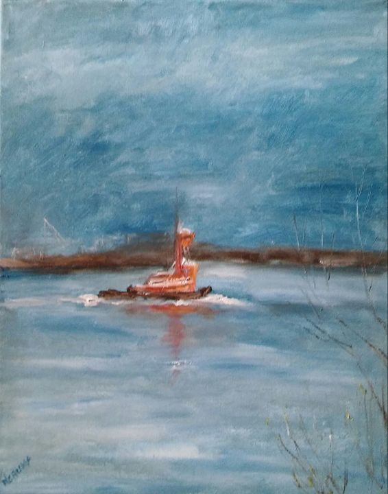 Docks & Barges #3 - NORUWA ARTS