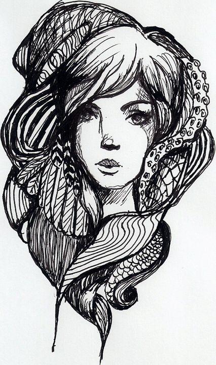 Overcome - Ambers doodles
