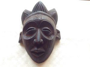 Tanzanian Etnic Mask