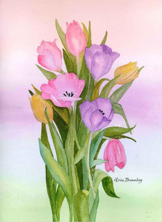 Tried and True Tulip - Lorie Bramley