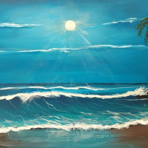 BLUE MOON  SOLD