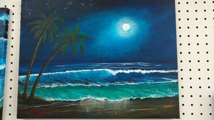 blue moon2 - Dave'sArt