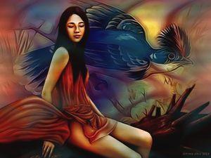 Neete Y El Pájaro Azul