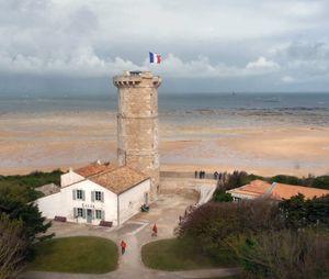 Musee, Ile de Re, France