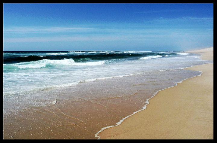 Sea and Shore - Sheilah's Art