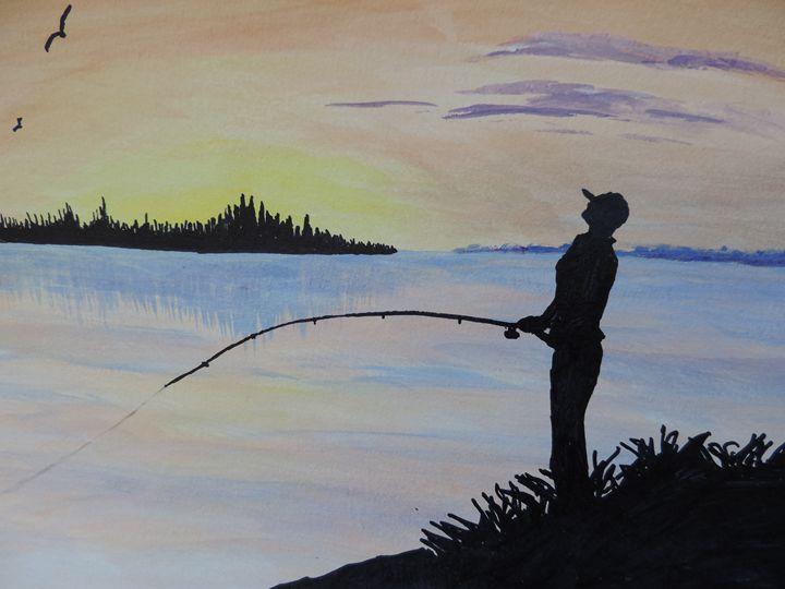 Fishing - Onie Kimble