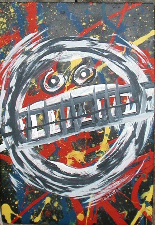 Theee Urban SpaceCat #3 - Mike Nobody