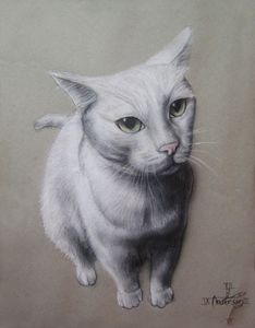 Portrait of Theo - Jonathan Anderson Artist