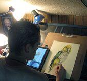 Jonathan Anderson Artist